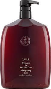 amazon com oribe shampoo for beautiful color retail liter 33 8