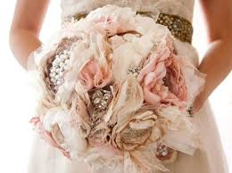 Silk Wedding Bouquet Bright Pastel Or Wild U2013 20 Fabulous Summer Wedding Bouquets