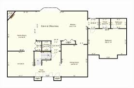 narrow house plans center colonial floor plan fresh narrow house plans plan best
