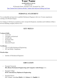Best Resume For Mechanical Engineer by Best Resume Diploma Mechanical Engineer U2013 Job Resume Example