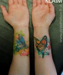 butterfly wrist tattoos ideas butterfly wrist