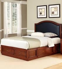 bed with storage under mattress storage decorations