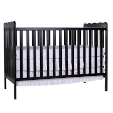Baby S Dream Convertible Crib by Amazon Com Dream On Me Classic 3 In 1 Convertible Crib Black