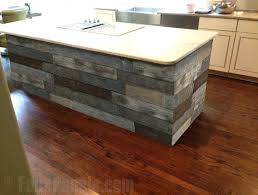 rona kitchen islands barn wood paneling artificial barn wood panels make any kitchen