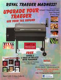 traeger grills 2013