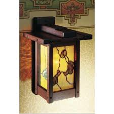 woodworker u0027s journal arts u0026 crafts wall lamp plan rockler