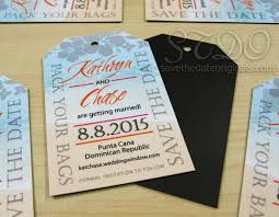 save the date photo magnets luggage tag save the date magnets idea for a destination wedding