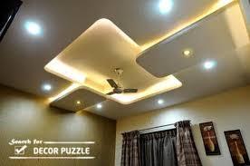POP Designs For Roof False Ceiling LED Lights For Living Room - Living room roof design