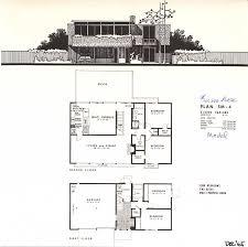 Eichler Floor Plan Eichler Brochures Yorktown