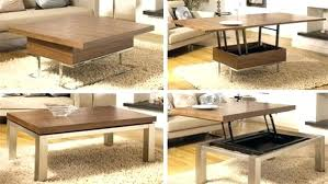 Coffee Table Converts To Dining Table Coffee Table Converts To Dining S Coffee Table Turns Into Dining