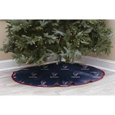 nfl licensed logo christmas tree skirt houston texans walmart com