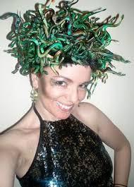 Halloween Costumes Medusa Medusa Costume Idea Halloween Martha Stewart Holidays