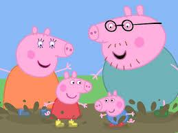 peppa pig voice daddy pig richard ridings revealed rare