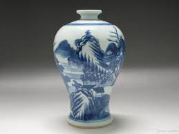 Chinese Hand Painted Porcelain Vases 2017 Chinese Blue And White Porcelain Vase Hand Painted Scenery