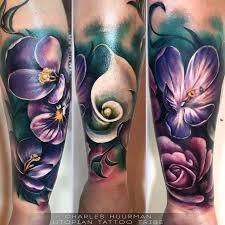 June Flower Tattoos - the 25 best realism tattoo ideas on pinterest half sleeve