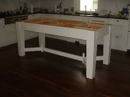 kitchen island free standing free standing kitchen island finewoodworking
