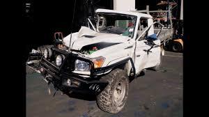 wrecking u2013 2012 toyota landcruiser u2013 5 speed 4wd 2881c youtube