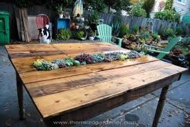 upcycling pallet garden ideas the central u0026 eastern
