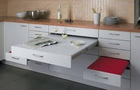 small kitchen space creative design