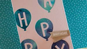 how to make a cute and simple birthday card youtube