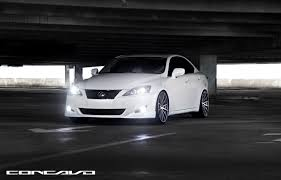 bagged lexus is250 lexus concavo wheels