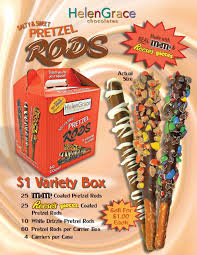 where to buy pretzel rods dipped pretzel rods