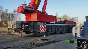 Liebherr Ltm 1200 5 1 Crane For Sale In Baltimore Maryland On
