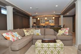 duralee for a modern basement with a modern and mary best designs