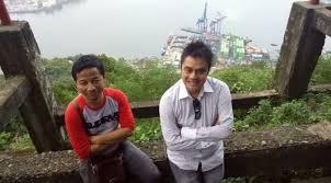cerita dwiki dharmawan terpesona kota jayapura showbiz liputan6 com