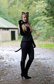 my black cat costume for halloween raindrops of sapphire