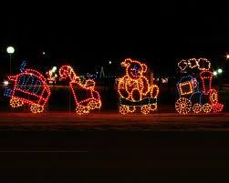 bull run park christmas lights regional parks bigger better brighter light show success