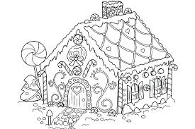 printable gingerbread house colouring page white house coloring pages gingerbread house coloring page printable
