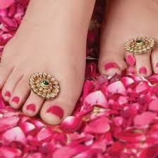 toe finger rings images 15 indian traditional toe rings for women with images jpg