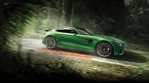 the mercedes amg gt r u2014 beast of the green hell