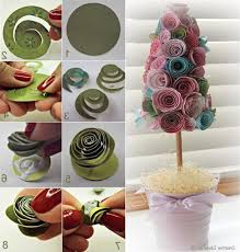 Paper Home Decor Diy Home Decor Craft Ideas Classic Crafts For Throughout Home