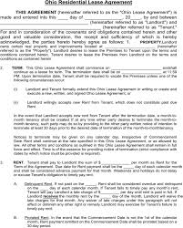 residential lease agreement templates 28 images residential