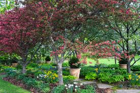 native plant landscaping in new england perennial shade gardens a garden where old england meets new england new hampshire home
