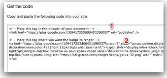Google Plus Page Vanity Url Verify Your Google Plus Page With Google