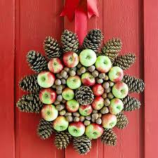 latest christmas wreath decorating ideas pictures