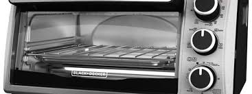 Breville 800 Toaster Oven Black U0026 Decker To1303sb 4 Slice Toaster Oven Review Toast Hq