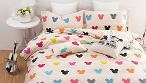Mickey And Minnie Comforter Disney Discovery Pixar Bedding In All Sizes