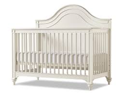 White Convertible Baby Cribs by Smartstuff Furniture Genevieve Convertible Crib
