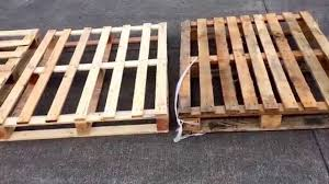 Wood Pallet Furniture Different Types Of Pallets And Value Of Each Earn Cash Selling