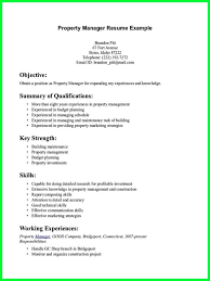 Building Maintenance Resume Examples by Property Manager Resume Samples Template Residential Case Manager
