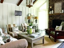 beach style cottage living rooms and built in shelves ideas from