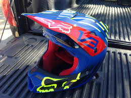 motocross racing helmets fox racing mx15 v3 helmet transworld motocross