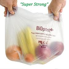 amazon com strong compostable bags 3 gallon certified