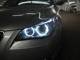 bmw headlights bmw e60 headlights mod your bmw e60 headlights