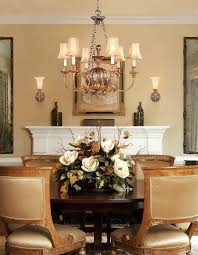 farm table centerpiece ideas dining room traditional with pedestal