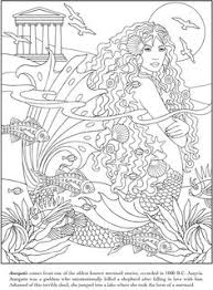 lisa frank mermaid coloring pages download print